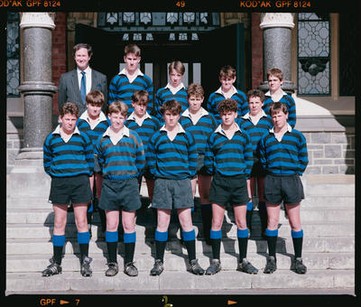 Negative: CBHS Rugby 1991