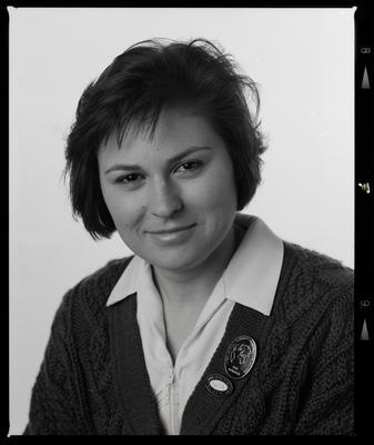 Negative: Sue Prescott Portrait