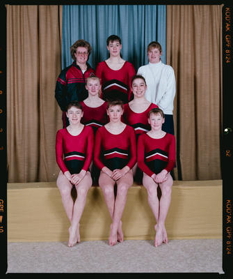 Negative: Canterbury Senior Gymnasts 1991