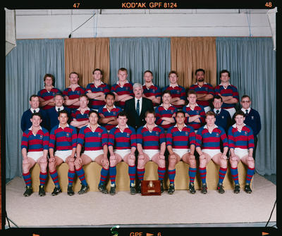 Negative: Sydenham Rugby Club Seniors 1991