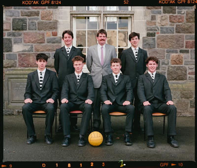 Negative: Christ's College Water Polo 1991