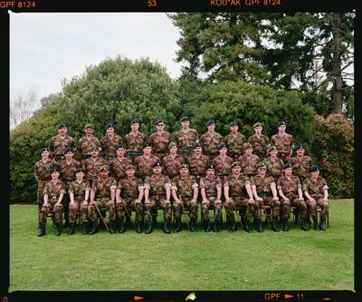 Negative: Burnham Camp Reg Force Junior NCO 1991