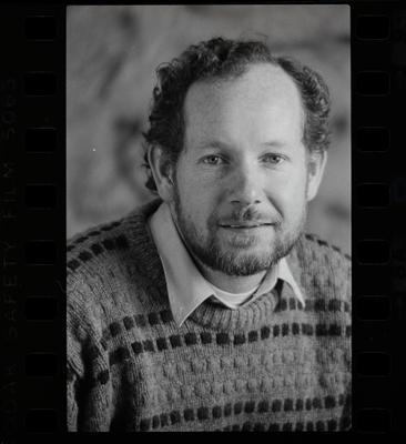 Negative: Jon Hunter Portrait