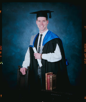 Negative: Evan Ingley Graduate