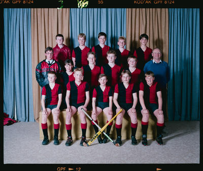 Negative: Canterbury Hockey Primary A 1991