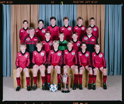 Negative: Canterbury Junior Football Association 1991