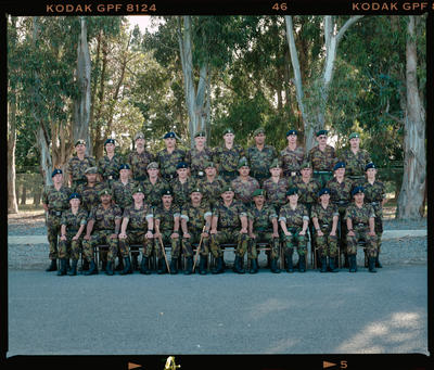 Negative: Burnham Camp Group 1992