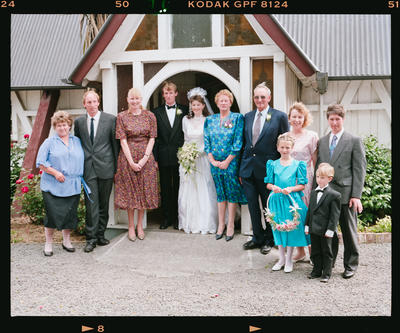 Negative: Campbell-Searle Wedding