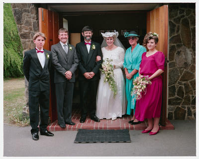 Negative: Dooney-Coxhead Wedding