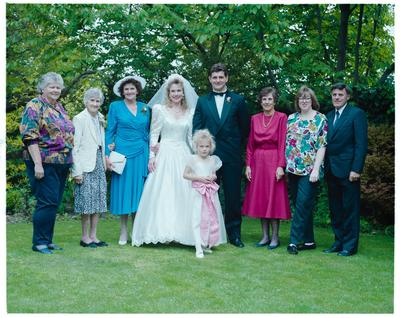 Negative: Harry-Hague Wedding