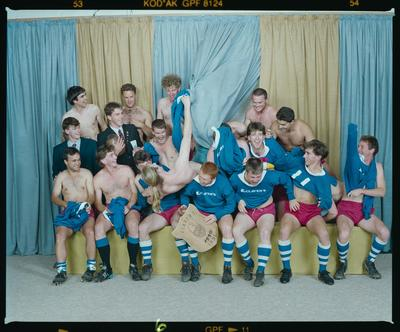Negative: Clavens Rugby 1991