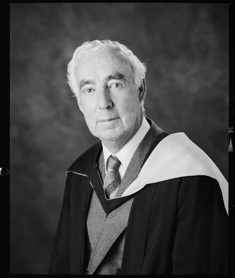 Negative: Mr Galloway Portrait