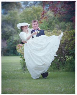 Negative: Smith-Westwood Wedding