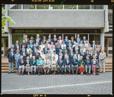 Negative: Christ's College 40 Year Reunion 1991
