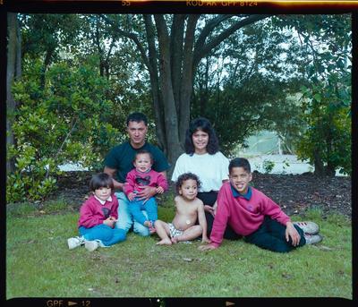 Negative: Unnamed Family Kōhanga Reo