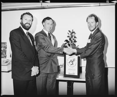 Negative: Peat Marwick Business Enterprise Awards 1991