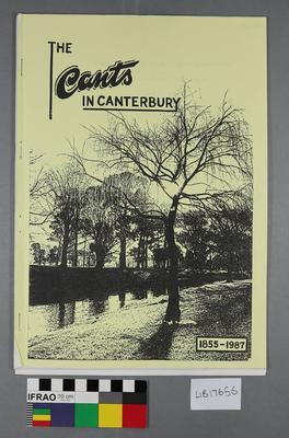 Family History: Cants