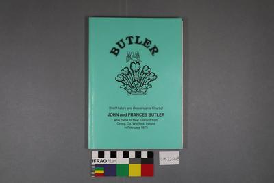 Family History: Butler