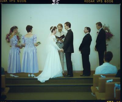 Negative: Barber-Macaulay Wedding