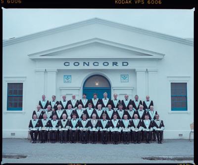 Negative: Concord Masonic Lodge Masters 1988