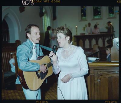 Negative: Hill-Pawsey Wedding
