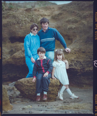 Negative: Tuanui Family Portrait