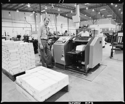 Negative: Men Working At Sidney Cooke