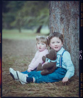 Negative: Lynley McEvedy's Children