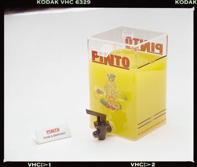 Negative: Pinto Juice Dispenser