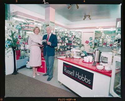 Negative: Russell Hobbs Display In Minsons