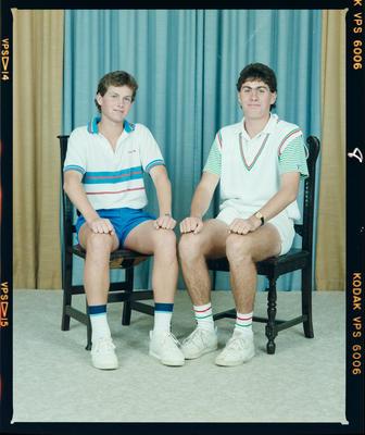 Negative: Canterbury Lawn Tennis Association Two Men
