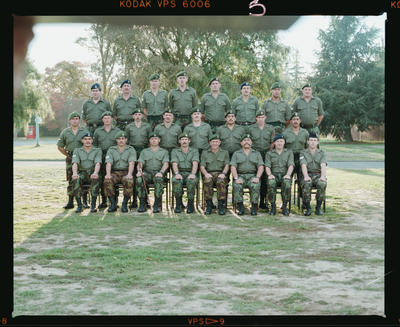 Negative: Burnham Senior NCO Course