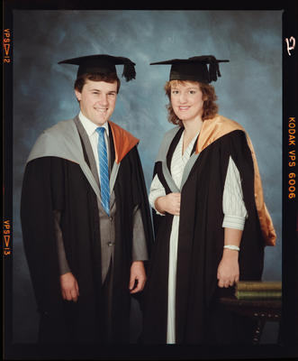 Negative: Mr and Mrs Cadigan Graduates