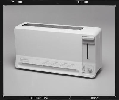 Negative: Russell Hobbs Microchip Toaster