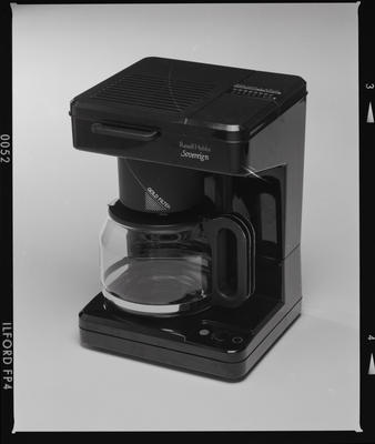 Negative: Russell Hobbs Sovereign Coffee Maker
