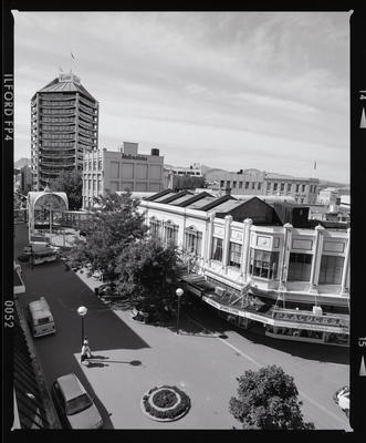 Negative: Triangle Centre Christchurch