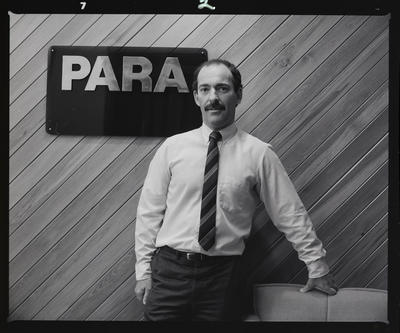 Negative: Donald Stuart From Para Rubber
