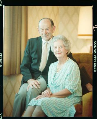 Negative: Eric And Elsie Walker