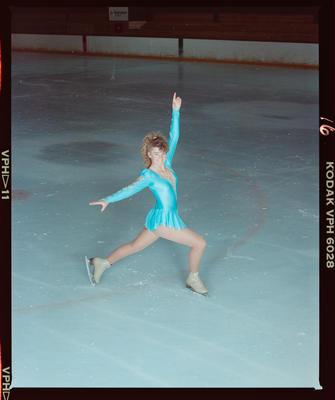Negative: Justine Brownlee On Ice