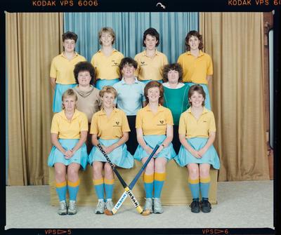 Negative: Pegasus Women's Hockey 1988