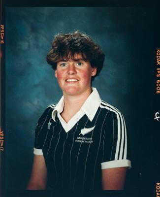 Negative: Pegasus Women's Hockey 1988 Unnamed Player