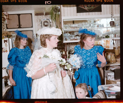 Negative: Walsh Wedding