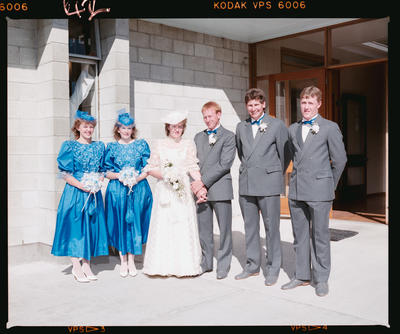 Negative: Walsh Wedding