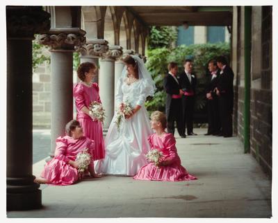 Negative: Lee-Farrar Wedding