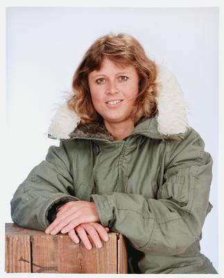 Negative: Sue Huden Portrait
