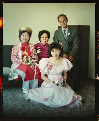 Negative: Hua Cao Wedding