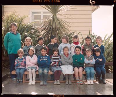 Negative: Te One School Group