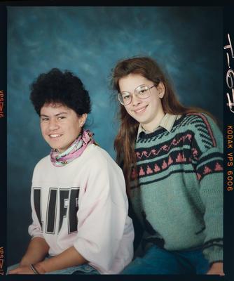 Negative: Unnamed Girls Te One School