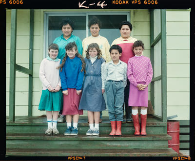 Negative: Kaingaroa School Group