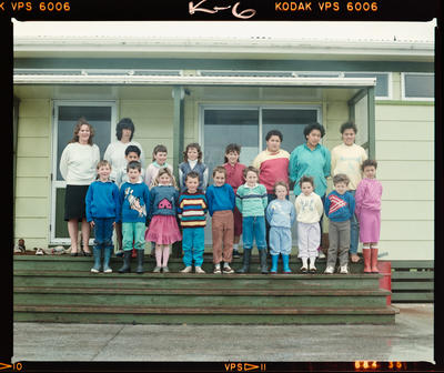 Negative: Kaingaroa School Group
